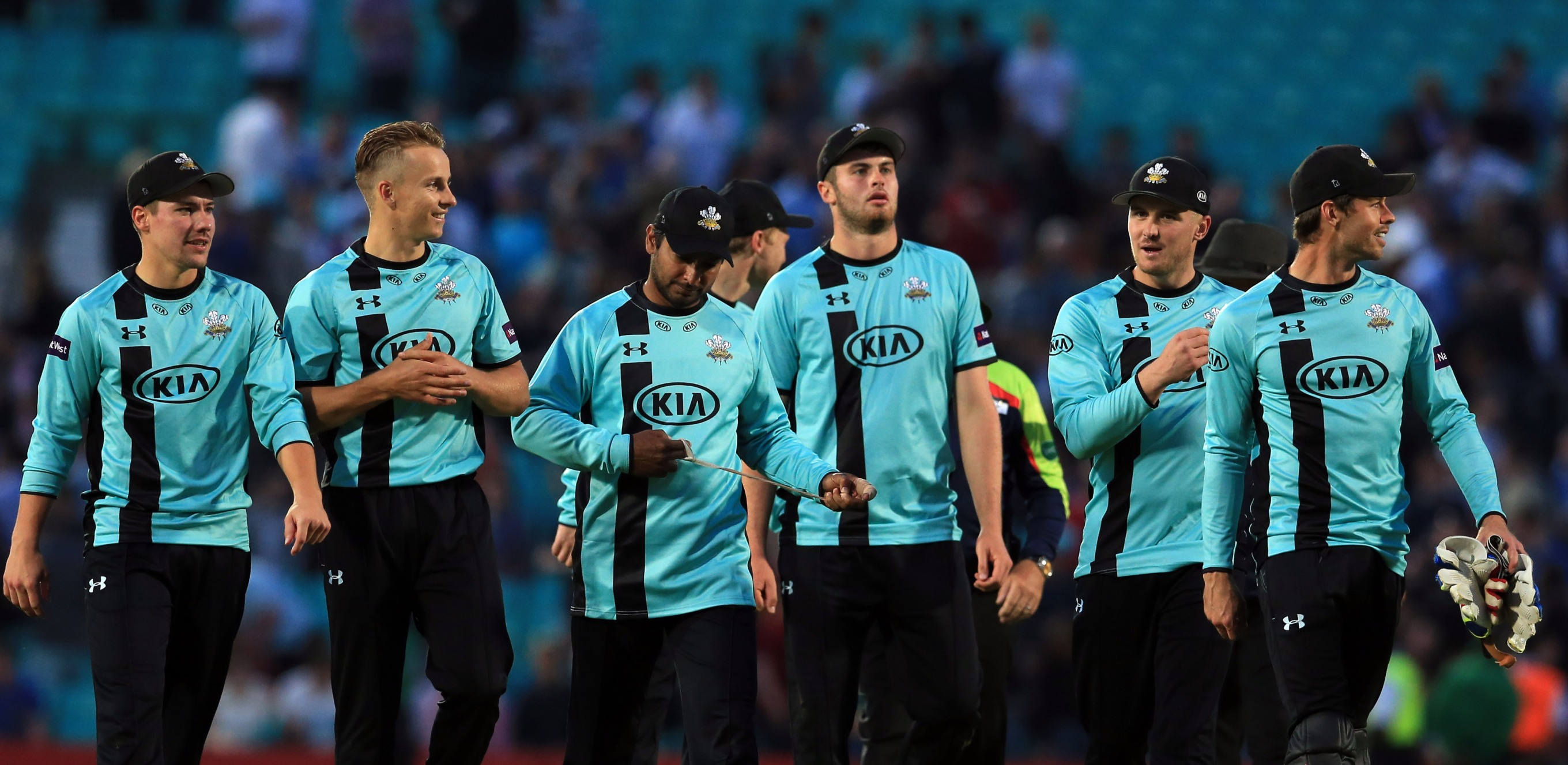 Surrey v Hampshire - NatWest T20 Blast - The Kia Oval