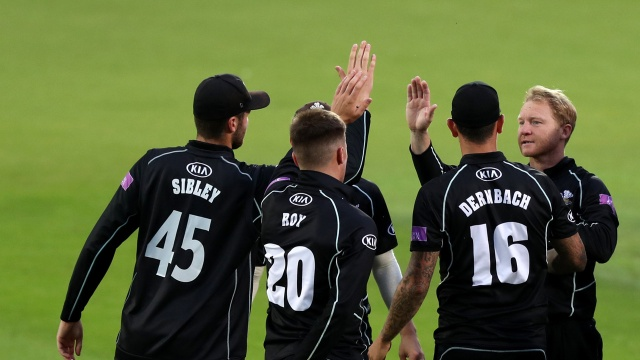 Surrey v Gloucestershire - Royal London One Day Cup - Kia Oval