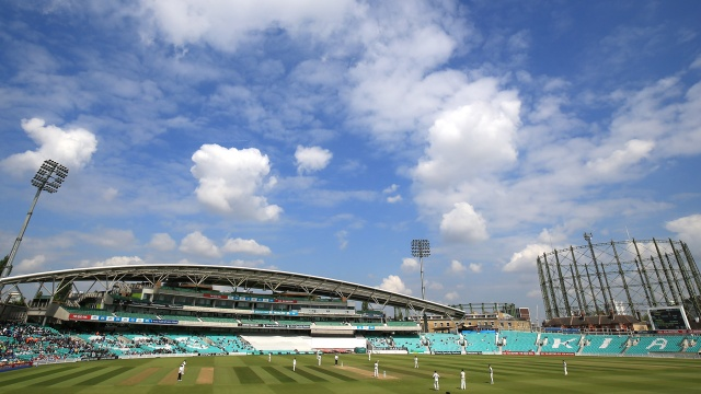 Surrey v Middlesex - Specsavers County Championship - Division One - Day Three - Kia Oval
